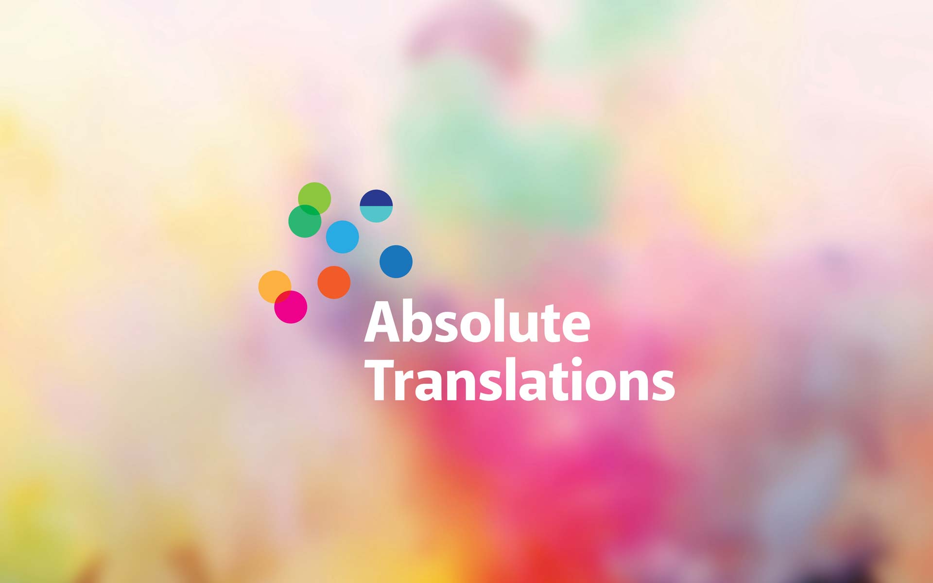 Absolute Tranlsations Logo Design