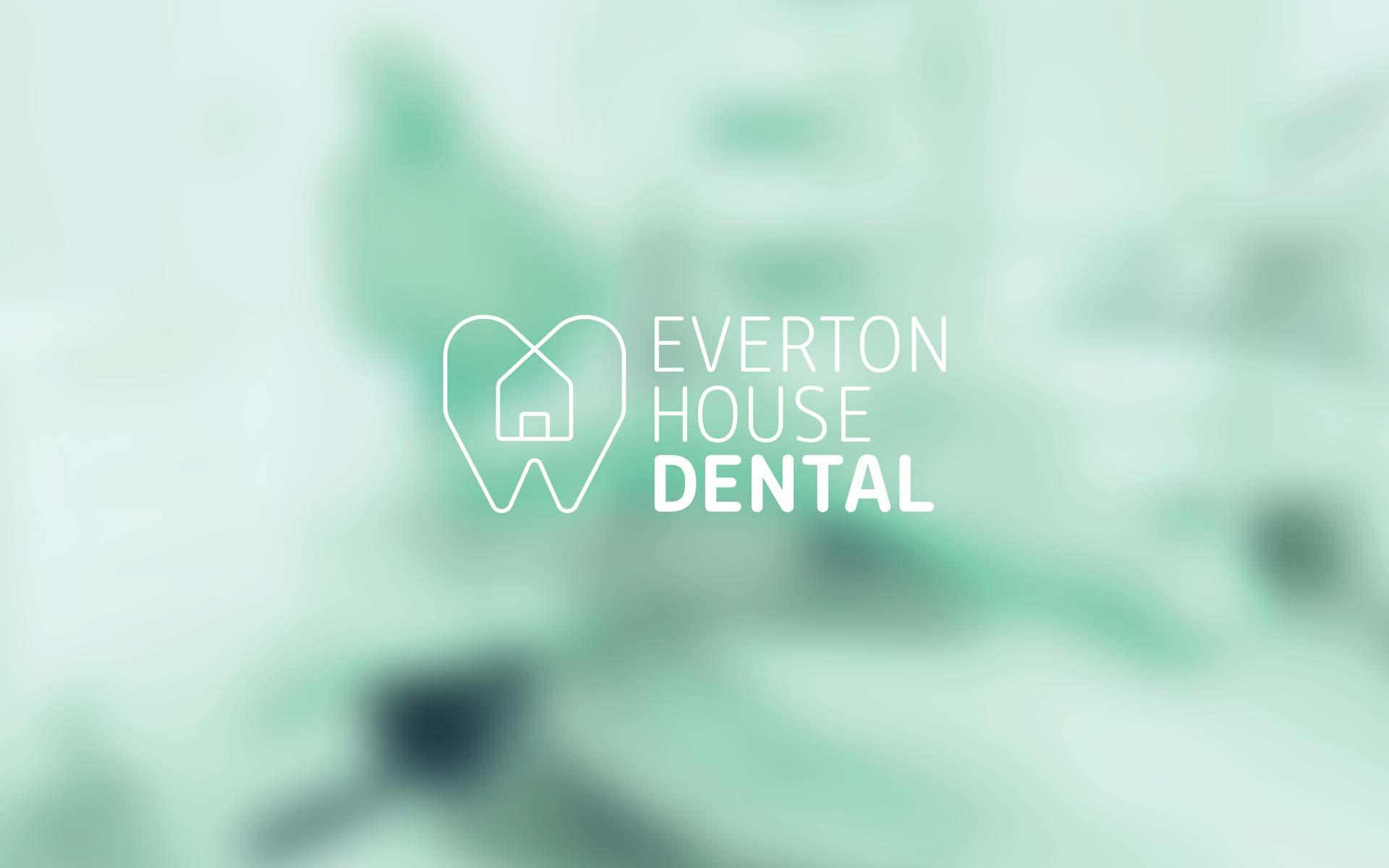 Everton House Dental Web Design Logo