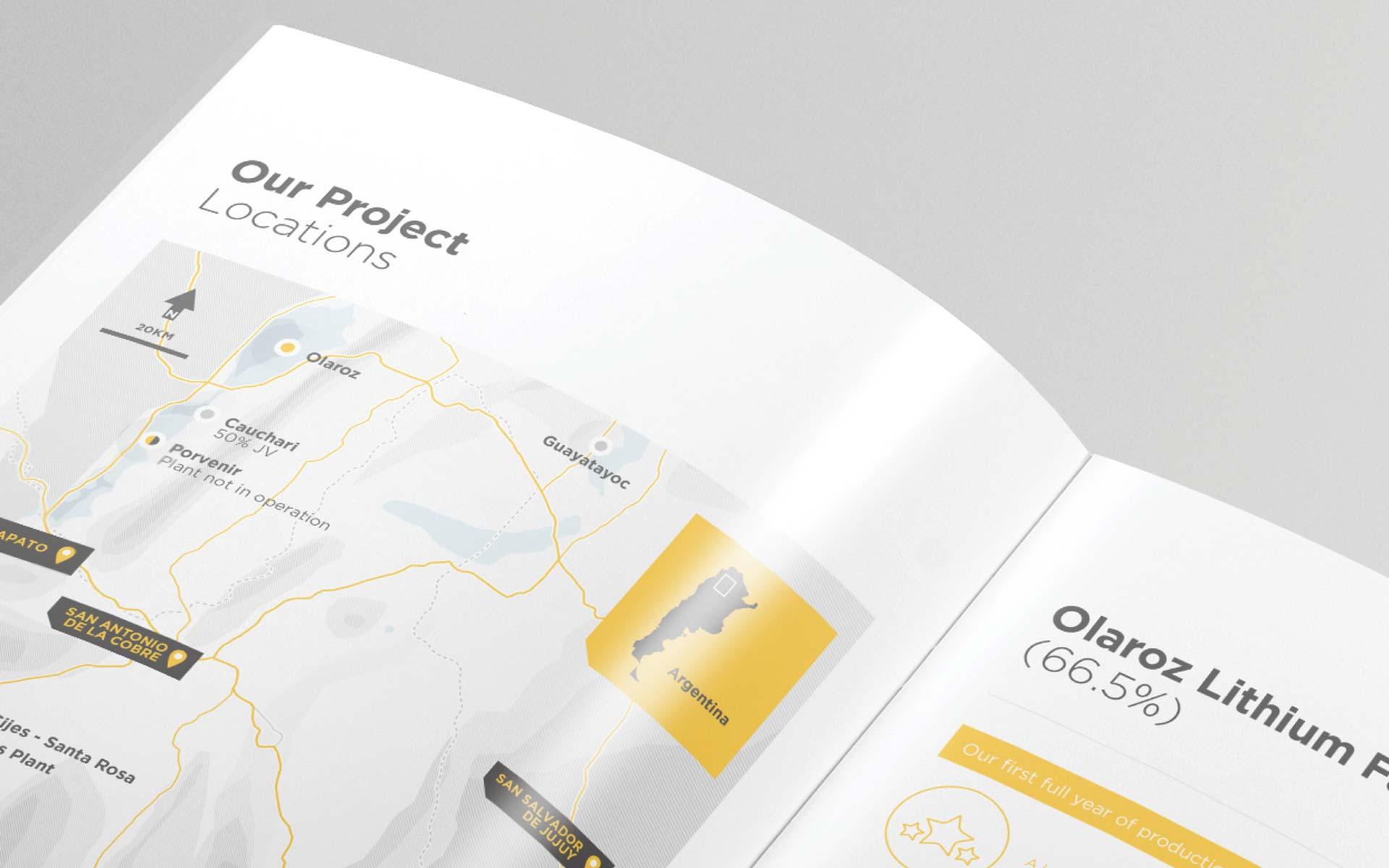 Orocobre Corporate Design Annual Report
