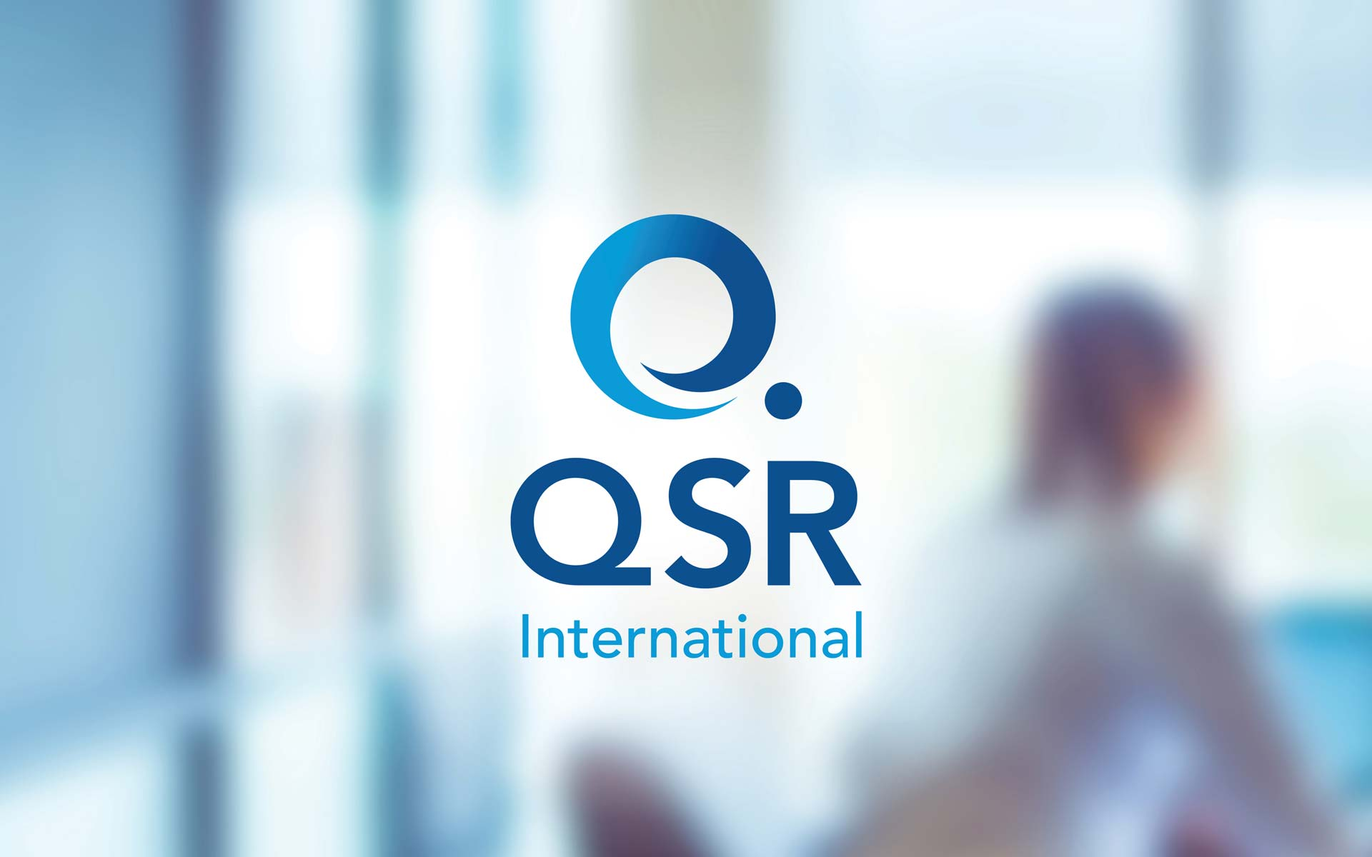 QSR International Brand Guidelines Design Logo