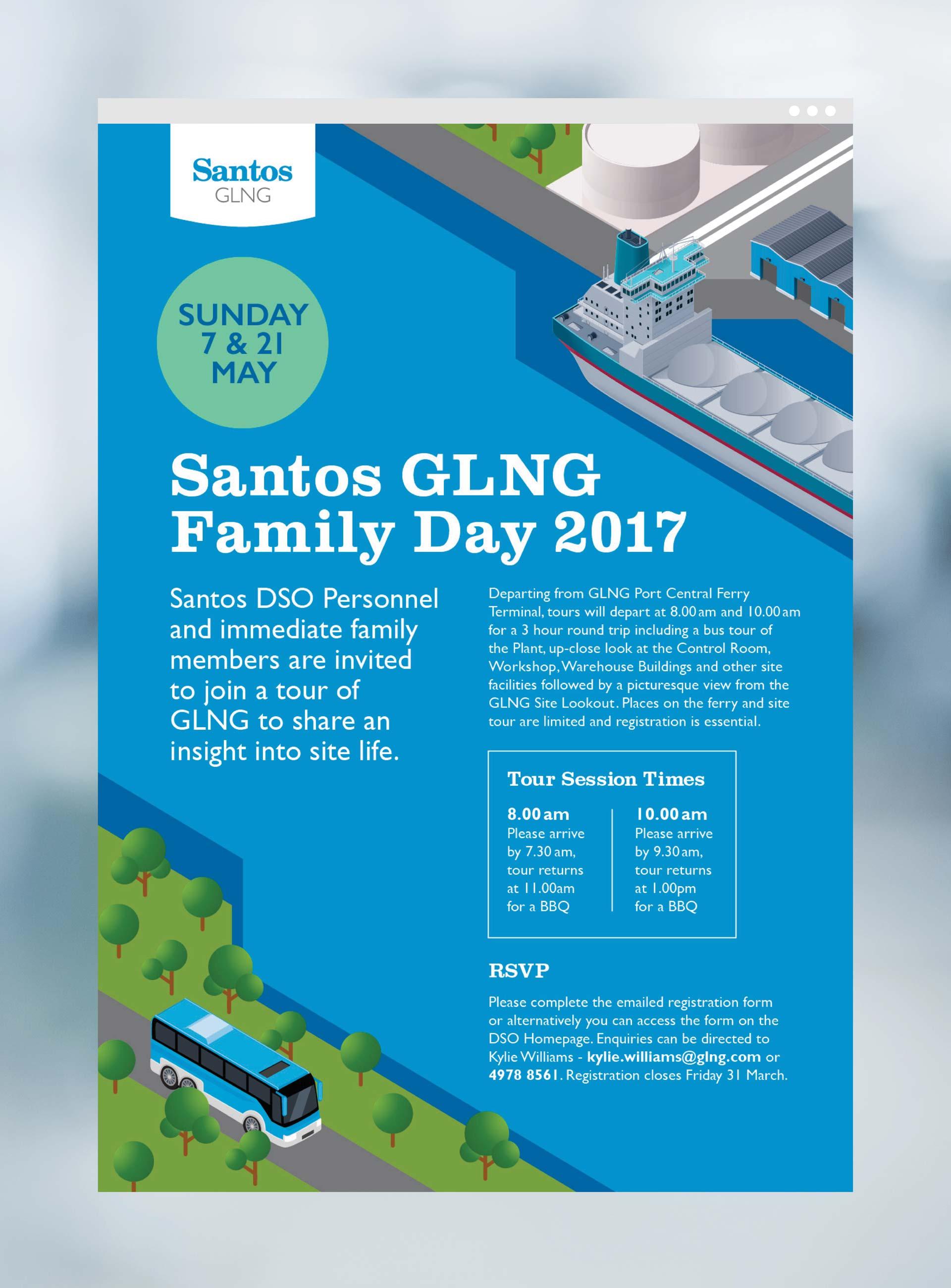 Santos Family Day Event