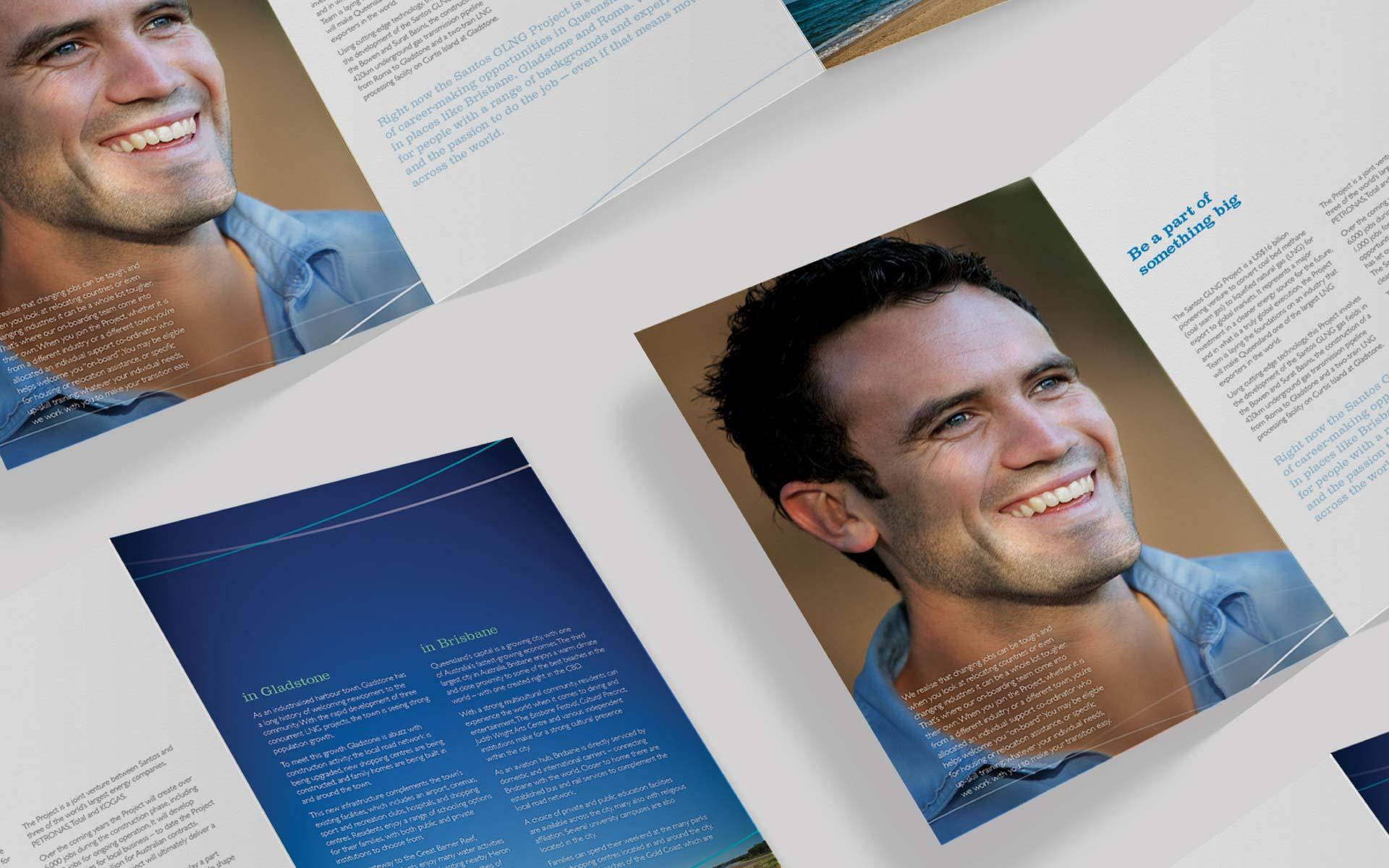 Santos Brochures