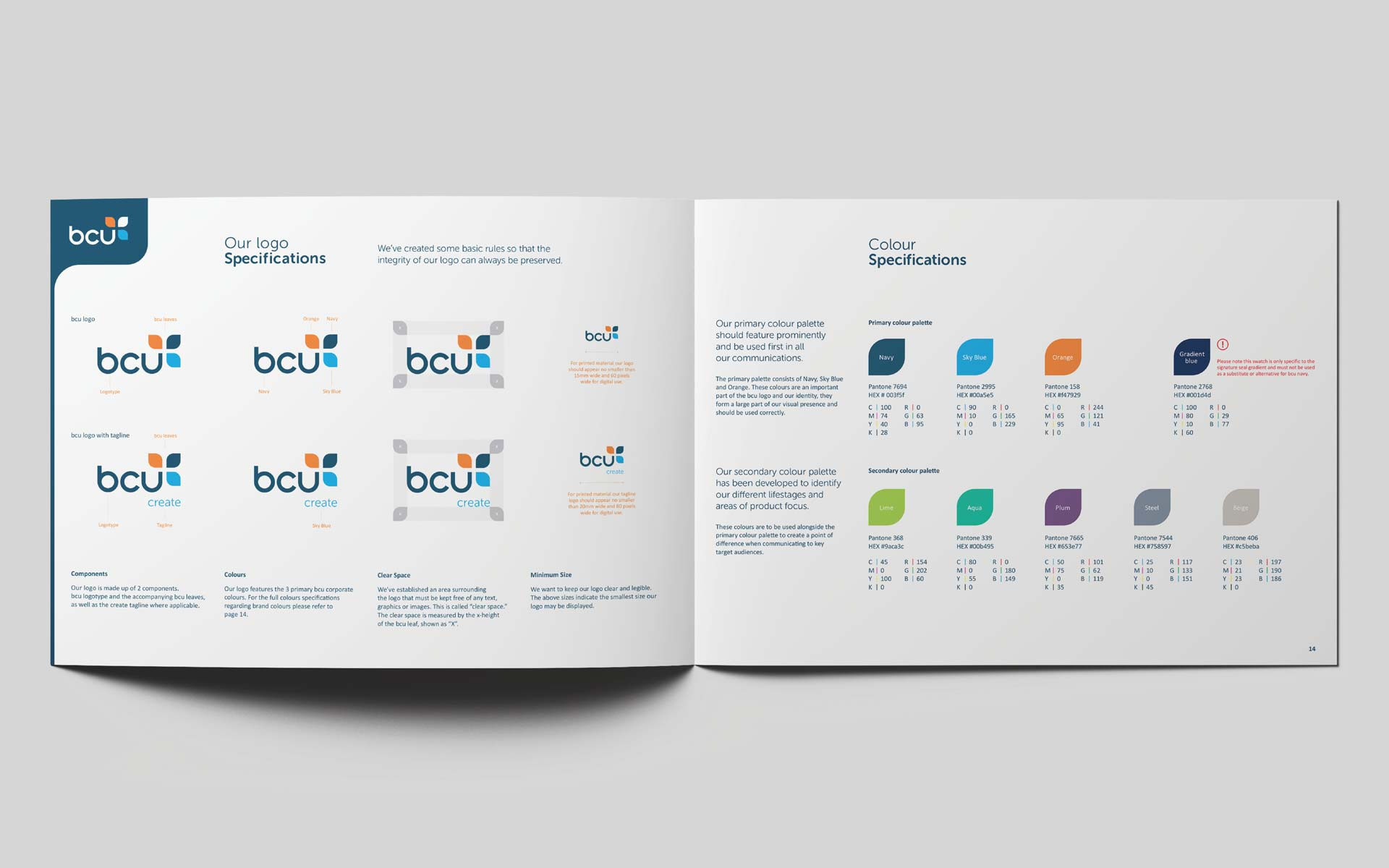 BCU User Experience Design Style Guidelines