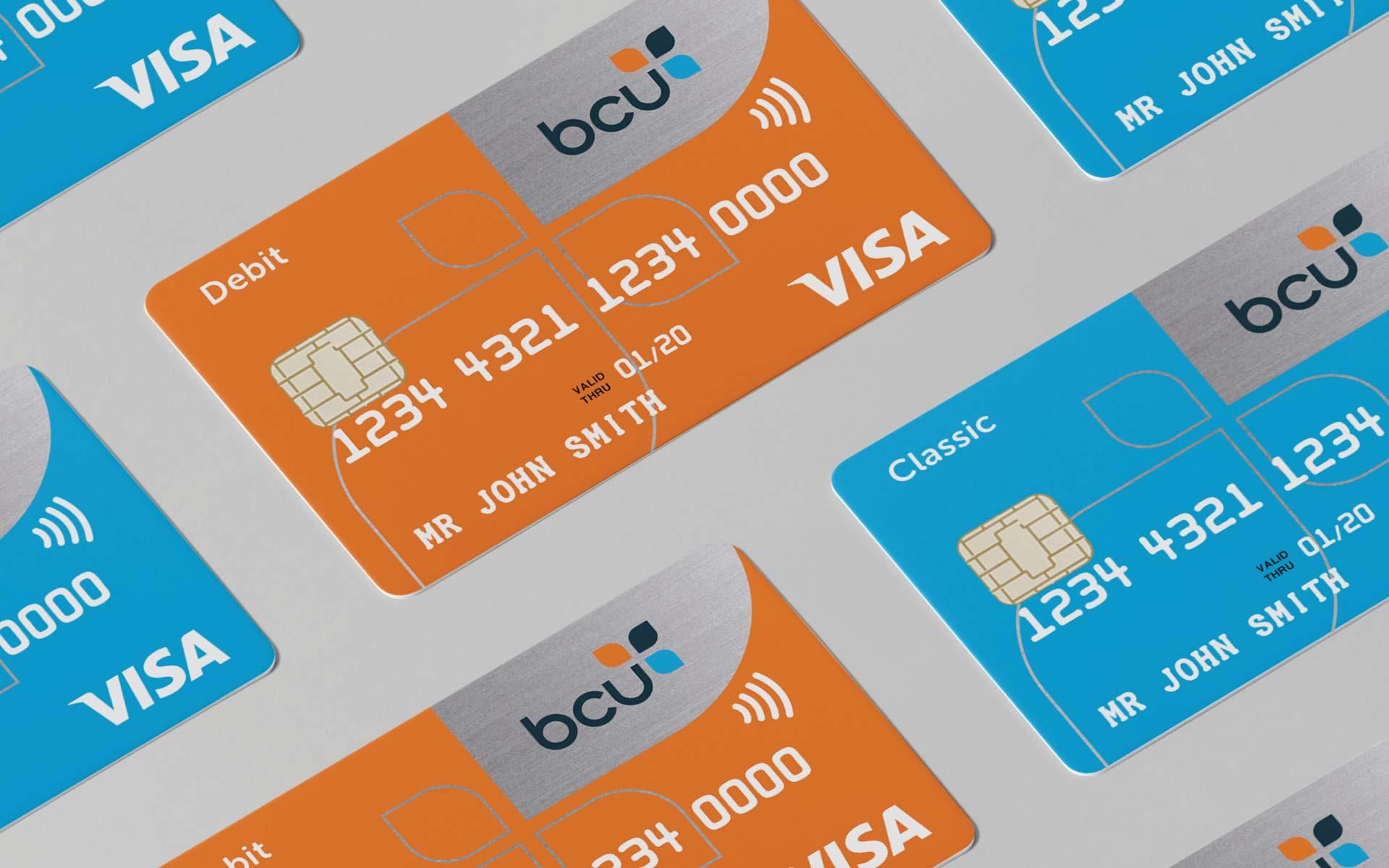 BCU User Experience Design Credit Cards