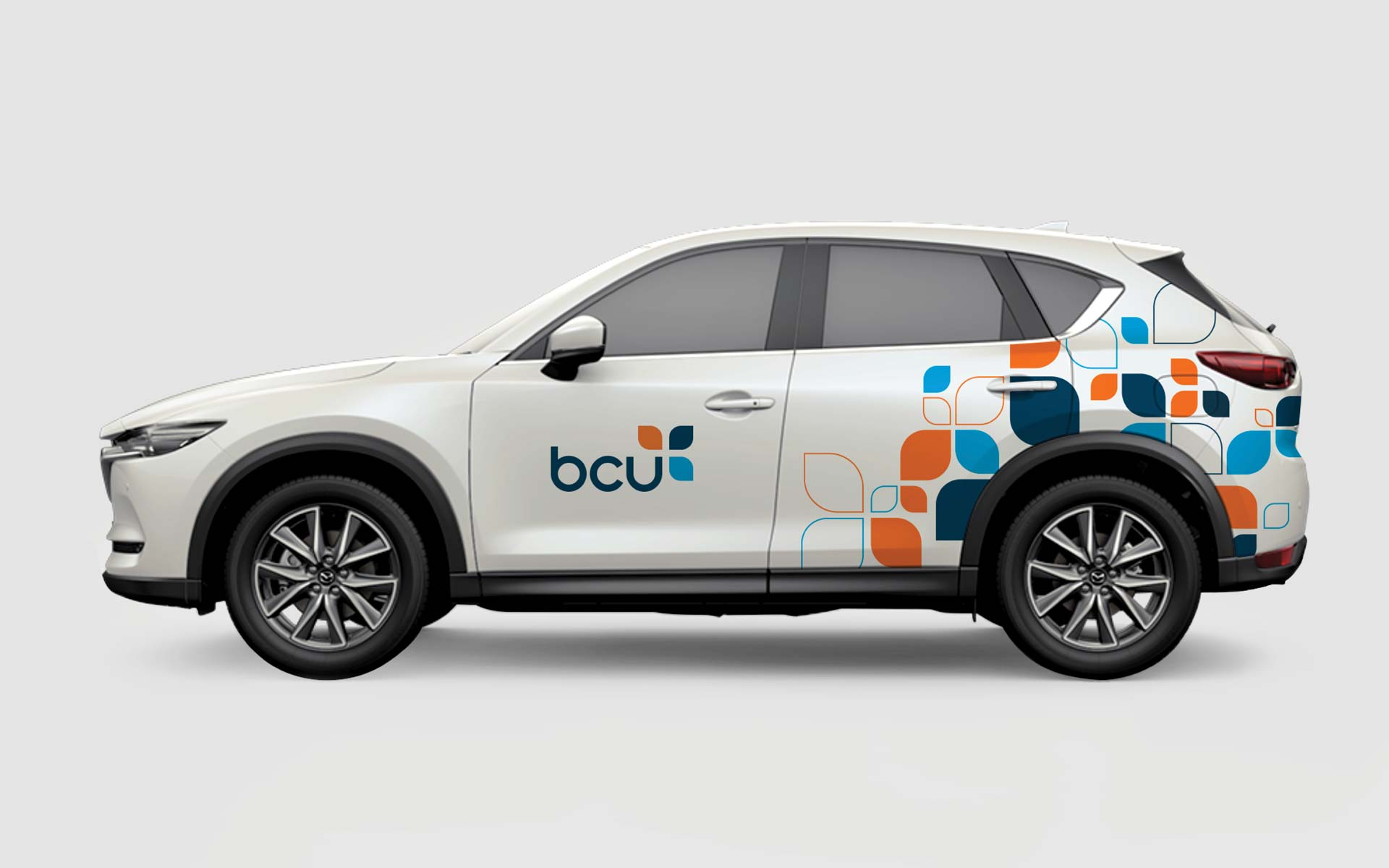 BCU User Experience Design Car Wraps