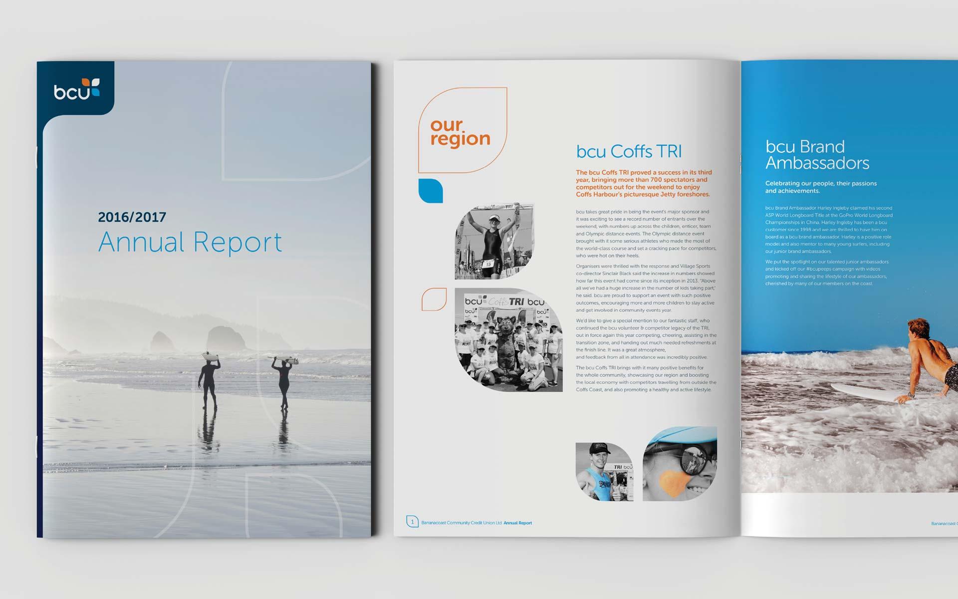 BCU User Experience Design Annual Report