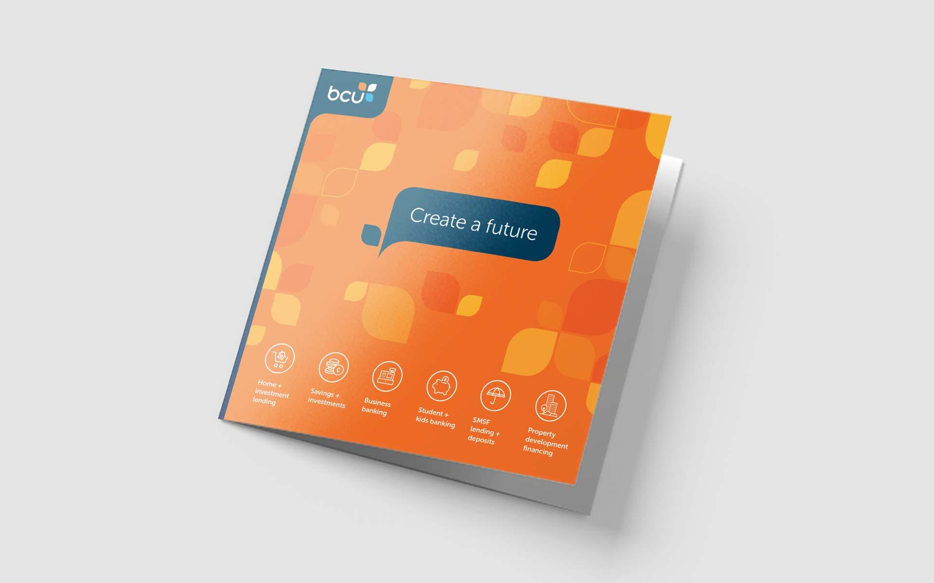 BCU User Experience Design Corporate Brochure