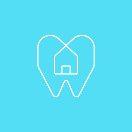 Everton House Dental Web Design Folio Header