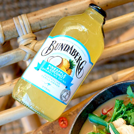 Bundaberg Brewed Drinks Digital Design Folio Image
